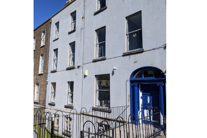 DCC report on new homeless facility in Drumcondra