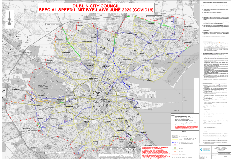 Change to Speed Limit Consultation